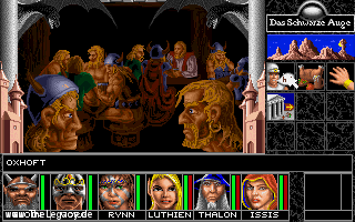 Das schwarze Auge: Schicksalsklinge was released on PC, but not on Atari ST.