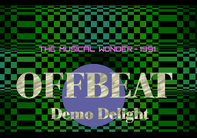 Offbeat officially announces the crew joined Delta Force in the 'Musical Wonder 1991'.