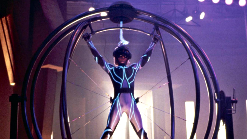 'The Lawnmower man' was the movie that got Oskar fascinated by VR.