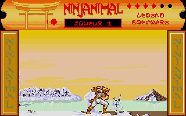 Ninjanimal, one of the games by Legend Software that was never finished