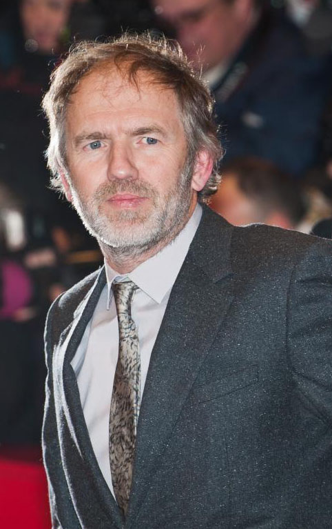 Anton Corbijn. Photographer and director of much of the videos of Depeche Mode and others.