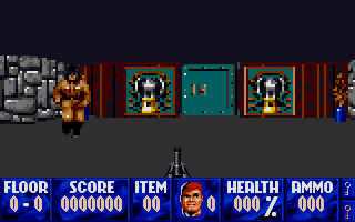 Mathieu did the conversion of some of the original MIDI tracks for Wolfenstein 3D.