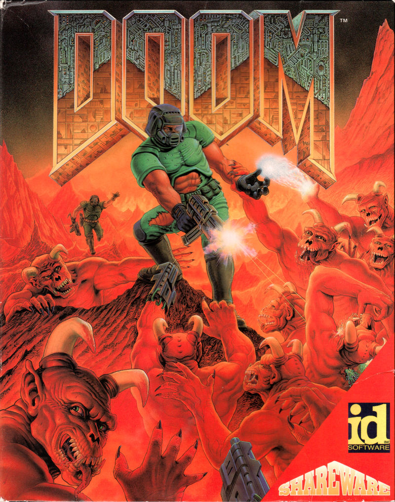 This doesn't need any introduction. Hellgate was very much inspired by Doom.