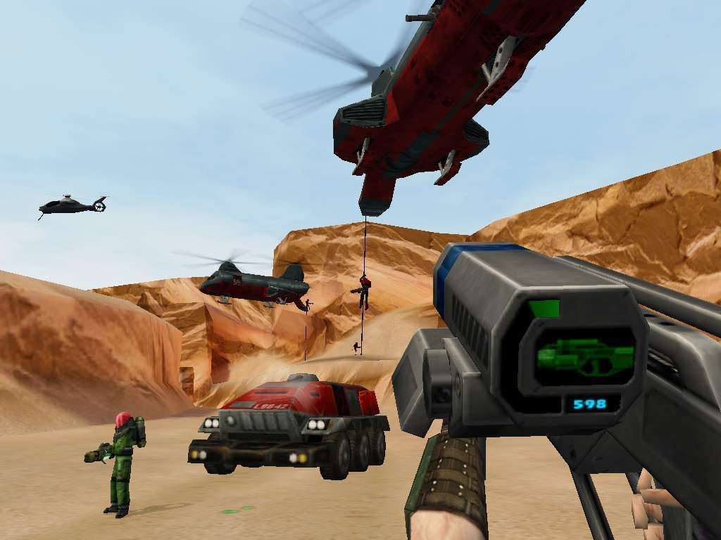Jani designed the 3D engine of Command & Conquer: Renegade.