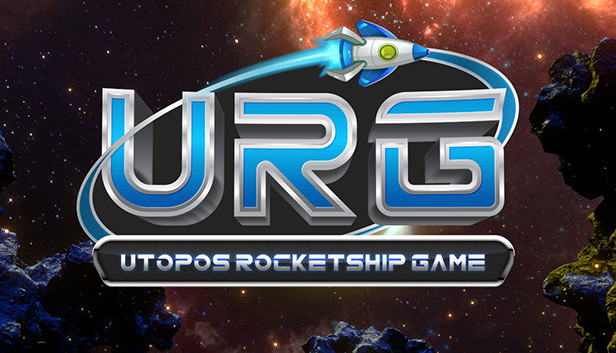 Utopos Rocketship Game - that's what the PC version of Guntech is called. URG is a single player, Utopos-inspired shooter with beautiful graphics.