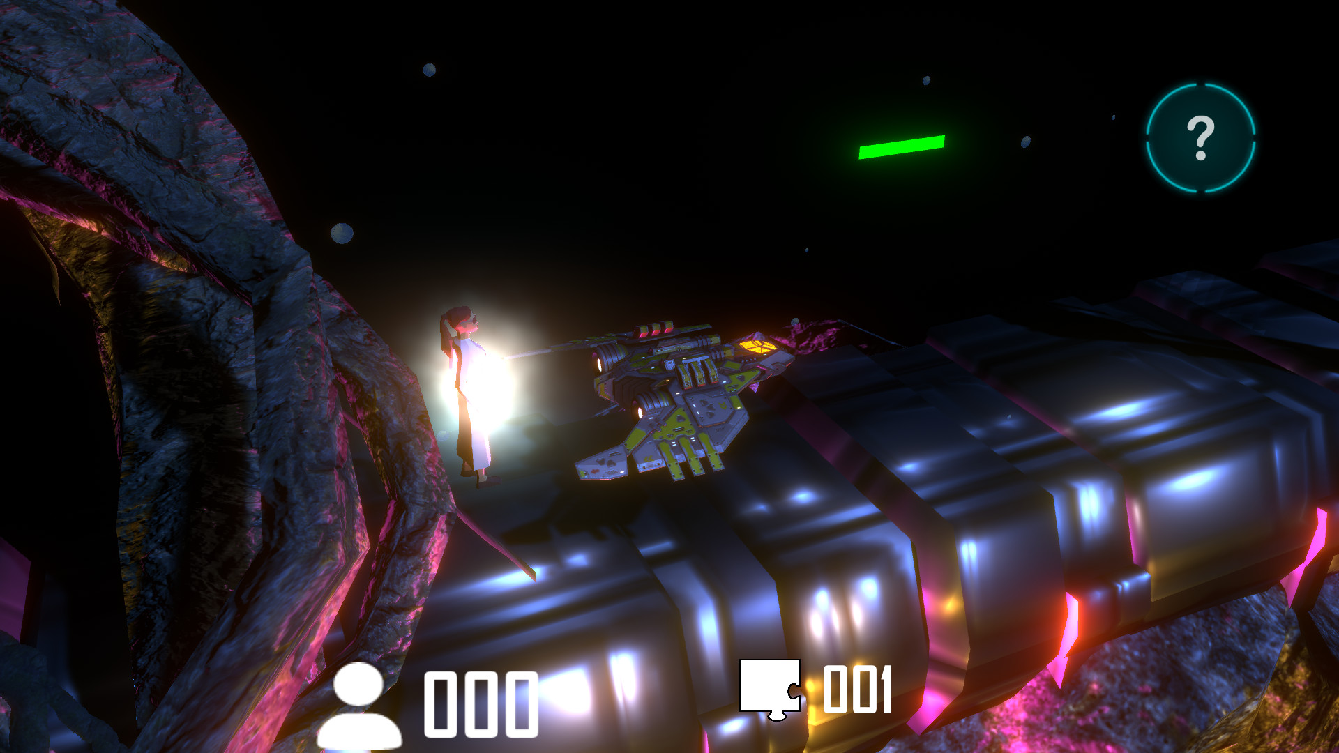 More URG - A beautiful retrostyle shooter.