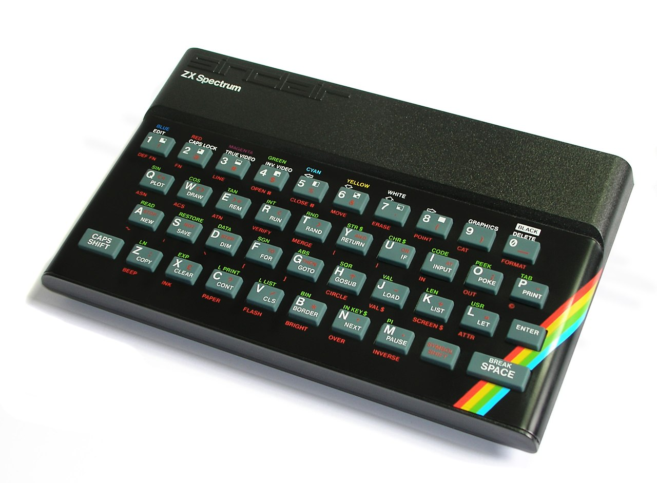 The ZX Spectrum. The Lord brothers had at least 5 of them.