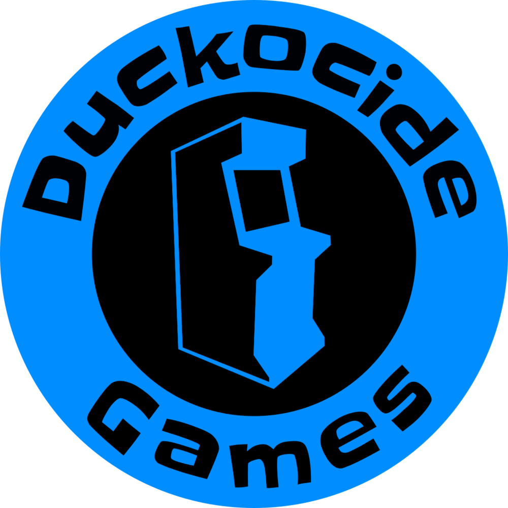 The logo of Andrew's new gaming company.