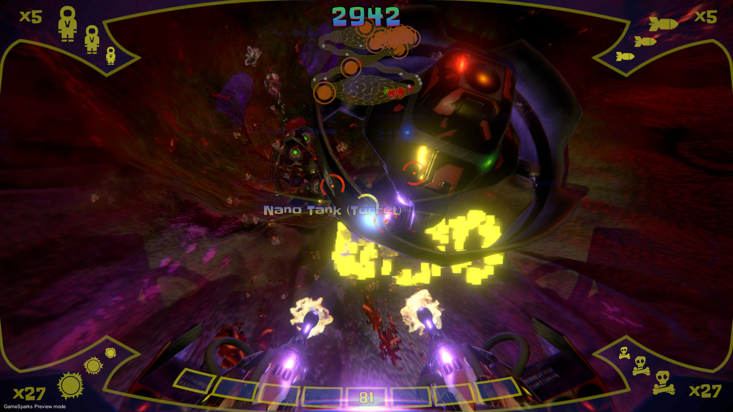 Vindex does look like an amazing shooter.