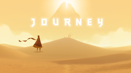 Journey is one of Marcus' favorite games on the Playstation.
