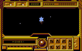 Infiltration was the game made for the competition in The One. It did not make it, so Robin released it as shareware.
